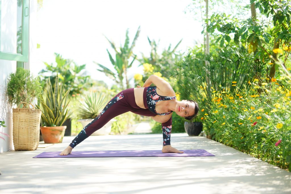 Yoga with Adriene September yoga calendar